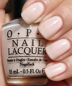OPI — So Many Clowns, So Little Time (Femme du Cirque Soft Shades Collection | Spring 2011)