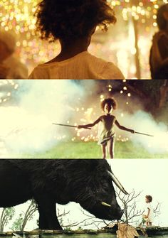 """""""I see that I am a little piece of a big, big universe, and that makes it right.""""  ~Beasts of the Southern Wild"""