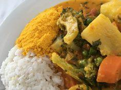 Moqueca vegetariana do restaurante yemanja Salvador Bahia Brasil
