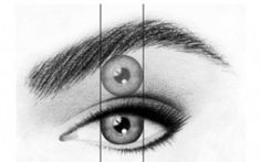 http://www.dieu-crea-la-femme.com/2012/11/15/les-regles-pour-des-sourcils-parfaits/   Une autre indication, pour savoir où s'épiler. L'espace entre votre sourcil et votre oeil est égal à la taille de l'iris.