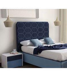 Comprar online Cabezal tapizado de estilo moderno modelo HEXAGON Ideas, Bed, Furniture, Home Decor, Templates, Upholstered Headboards, Headboards, Yurts, Style