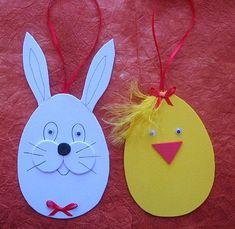 Preschool Crafts, Easter Crafts, Diy Ostern, Spring Crafts For Kids, Jar, Christmas Ornaments, Holiday Decor, Easter 2014, Petra