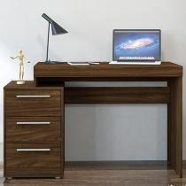 Escrivaninha/Mesa para Computador 3 Gavetas - Politorno Avaré