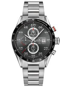 CALIBRE 1887AUTOMATIC CHRONOGRAPH43 mm - TAG Heuer Carrera