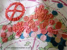 Japanese tsunami map earthquake march 2011 in progress | Flickr - Photo Sharing!