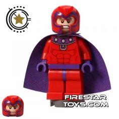 LEGO Super Heroes Minifigure - Magneto