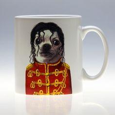 Caneca Pop Michael Jackson