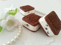 Cookie Pie, Tiramisu, Cake Recipes, Easy Meals, Food And Drink, Sweets, Baking, Cookies, Ethnic Recipes