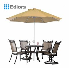 Ediors Deluxe Ivory 9 Ft Cantilever Hanging Patio Umbrella Freestanding Outdoor Parasol Adjustable Market Umbrella Black Aluminum Pole Polyester Red >>> Find out more about the great product at the image link. Patio Umbrella Lights, Rectangular Patio Umbrella, Large Patio Umbrellas, Pool Umbrellas, Offset Patio Umbrella, Outdoor Umbrella, Door Shades, Teak Outdoor Furniture, Aluminum Patio