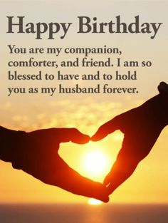 Birthday Quotes For Husband Custom 50 Birthday Wishes For Husband  Pinterest  Romantic Birthday