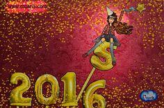 Muaris: Adiós 2015... ¡Hola 2016!