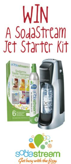 Win A SodaStream Starter Kit
