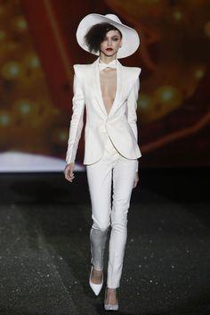 Andrés Sardá - Mercedes Benz Fashion Week Madrid - Otoño Invierno 2014/2015 - Fashion Runway