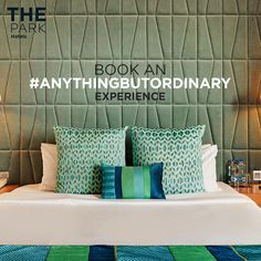 An #AnythingButOrdinary experience awaits you at The Park Hotels. Curious? Book now: http://www.theparkhotels.com
