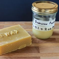 Beeswax Paste for Cutting Boards and Butcher Blocks – Andrea Meyers