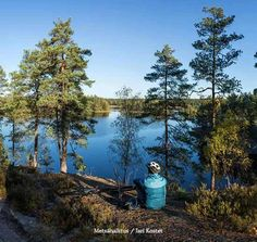 Teijon kansallispuisto vuokramökit ja majoitus