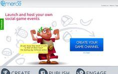 Qmerce, creación sencilla y gratuita de juegos sociales para promocionar tu marca o sitio