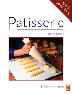 Patisserie second edition