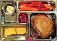 It's back to school time for my daughter so the preschool lunch series is back! I will be sharing photos of what I packed for her lunch each day that I can!  Here ...