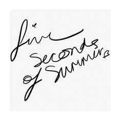5 Seconds of Summer ❤ liked on Polyvore featuring 5sos, 5 seconds of summer, quotes, fillers, text, phrase and saying