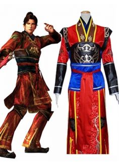 Dynasty Warriors Ryou-tou Cosplay Costume on sale, a perfect Cosplay Costumes with high quality and nice design. Buy it now or discover your Cosplay Costumes http://goo.gl/Ya6oF