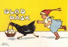 Easter - Glad Påsk