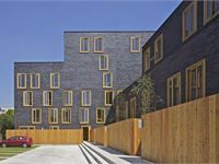 23 dwellings à Béthune - Opera prima: a long and beautiful adventure - Béthune, France - 2012 - FRES architectes