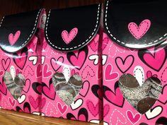 Nonpareil gift boxes <3  www.dunmorecandykitchen.com