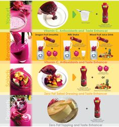 Healty food and drink on Pinterest | Dragon Fruit Recipes, Healthy ...