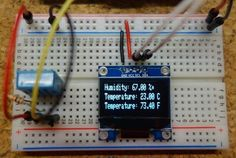 Guide for OLED display with Arduino | Random Nerd Tutorials
