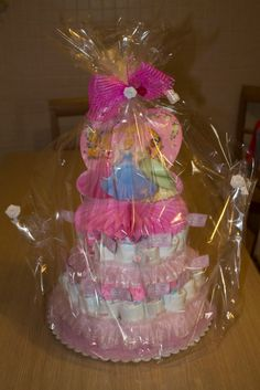 cake (diapers)