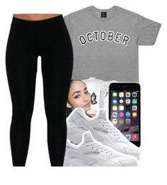 """~Chauncey"" by trillest-queens ❤ liked on Polyvore featuring October's Very Own and NIKE"