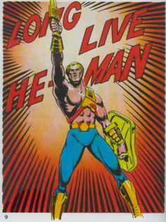 Long live He-Man