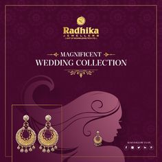 Magnificent Wedding Collection  #radhikajewellers #jewellery #jewelry #fashion #gold #radhika #necklace #earrings #handmadejewelry #bracelet #jewels #style #diamonds #accessories #diamond #gemstones #love #ring #wedding #art #fashionjewelry Diamond Jewelry, Gold Jewelry, Jewellery, Wedding Art, Wedding Jewelry, Jewelry Photography, Fashion Photography, Coin Auctions, Ring Designs