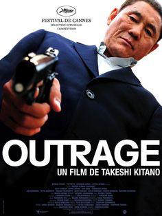 Réalisé par Takeshi Kitano (2010) Films Cinema, Cinema Posters, Film Posters, Takeshi Kitano, French Movies, Classic Movies, Version Francaise, Japanese Film, Character