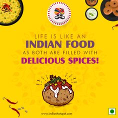 Food Poster Design, Dinner Menu, No Cook Meals, Spice Things Up, Indian Food Recipes, Spices, Plate, Restaurant, Dining