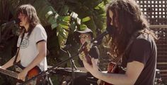 Watch Courtney Barnett and Kurt Vile Play a Full Set of Music on the Side of a Cliff in Malibu