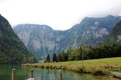 """Konigsee (""""king's lake"""") in Bavaria"""