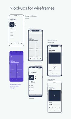 iPhone X & Samsung Galaxy Free Mockups Sketch Wireframe Design, App Ui Design, Web Design Trends, Interface Design, User Interface, Mobile App Design, Mobile App Ui, Web Design Black, Flat Design