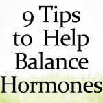 "I've written about natural ways to balance hormones before, and it turns out that Gelatin may help here too: ""Too much estrogen in the body (hormonal imbalances, over exposure to phytoestrogens) can cause inflammation, infertility and promote accelerated aging.GELATIN has anti-estrogenic effects which can help offset the effects of excess estrogen in the body."""