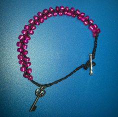 Laurie's Key Bracelet