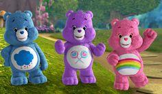 'Care Bears' are Back! Care Bear Birthday, 90s Toys, Bear Wallpaper, Care Bears, Betty Boop, Themed Cakes, Beautiful Birds, My Little Pony, Smurfs