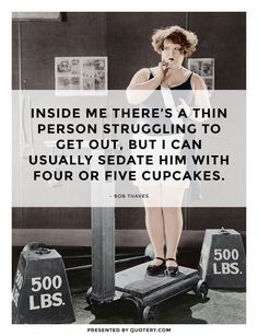 Fitness and diet humor.