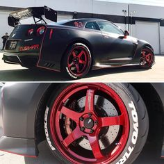 These Advan GT's look excellent on our customers R35 GT-R If you would like a similar set our JDM wheel sale is just beginning  Best prices of the year on your favorites like Volkracing Advan Gramlights and much more  Owner / photo credit @kamikaze.r35 @roddickguessyou