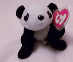 Conquering the world back in the 1990s, the Beanie Babies didn't have to try hard to captivate the hearts no... -  Peking the Panda Beanie Baby2 . Discover More at: http://www.topteny.com/top-10-rarest-beanie-babies-world/
