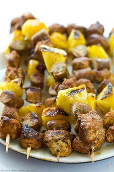 Summer kabob recipe
