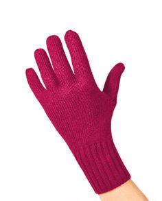Kaschmir Handschuhe lipstick rot Gloves, Fashion, Cashmere, Red, Moda, Fashion Styles, Fasion, Mittens