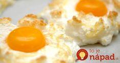 Chcete pripraviť skvelú chuťovku a nemáte doma potrebné prísady? Na túto pochúťku vám len 4 vajcia a kúsok masla!