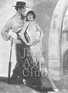 Fowler and Tamara - Jazz Age Club Spanish Dance, As Time Goes By, Ballroom Dancing, Jazz Age, Once Upon A Time, America, Club, Fictional Characters, Image