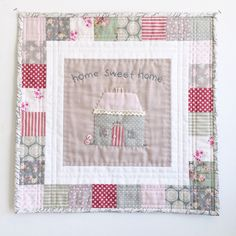 My Sweet Home | PDF pattern now in the shop!